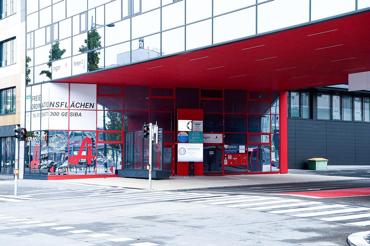 Internist Nord Gebäude