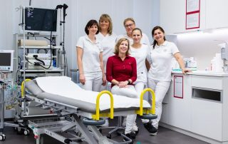 Gastronenterologie Wien - Team
