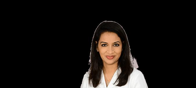 Frau Dr. Syeda
