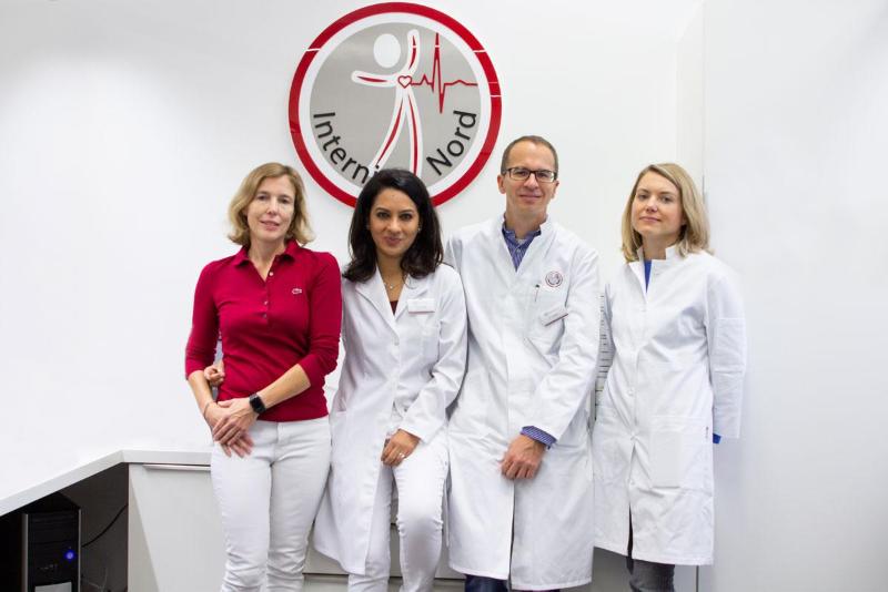 Internist Wien - Ärzteteam